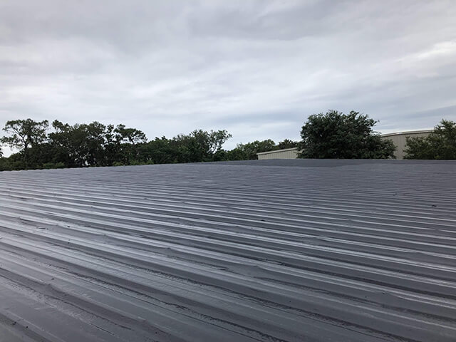 Commercial Roof Top