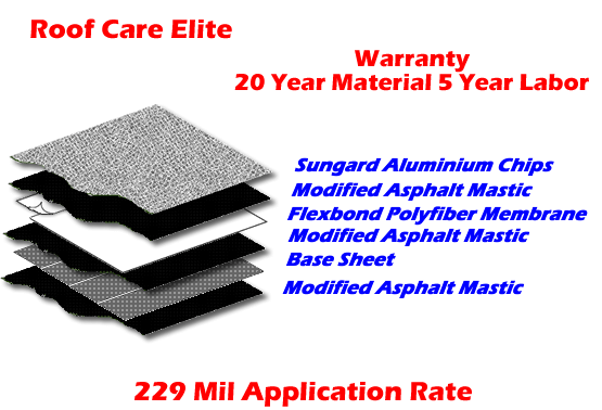 Roof Care Elite 229 Application