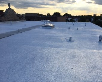 Monolithic Roofing System